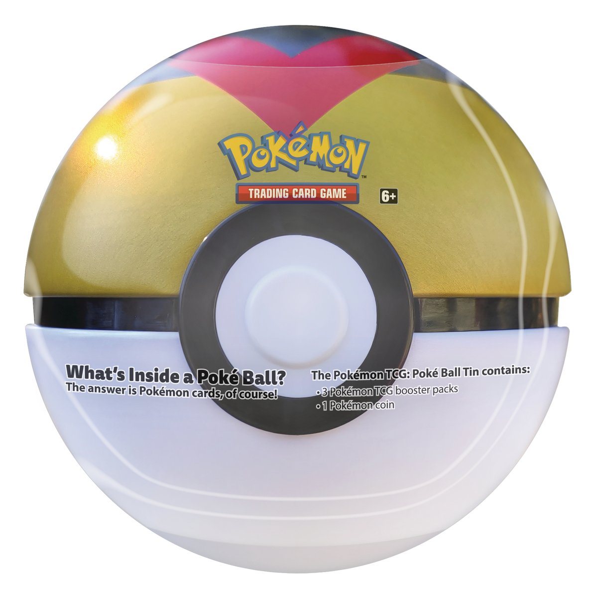 Pokemon Level Ball Tin english