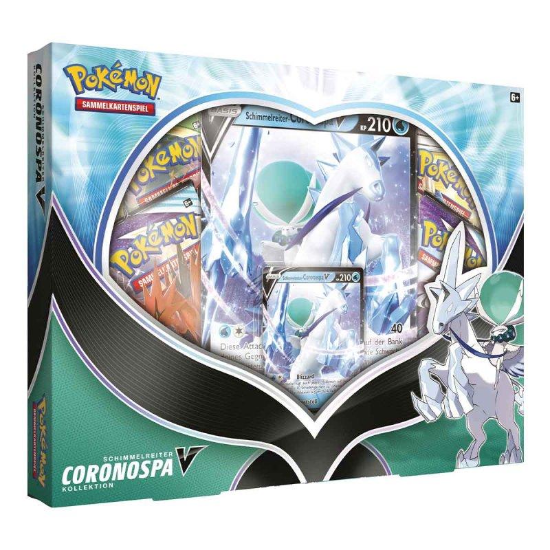Pokemon Schimmelreiter Coronospa V Box