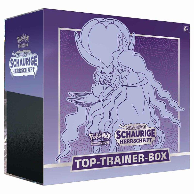 Pokemon Schaurige Herrschaft Rappenreiter-Coronospa Top Trainer Box