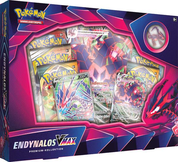 Pokemon Endynalos VMAX Premium-Kollektion