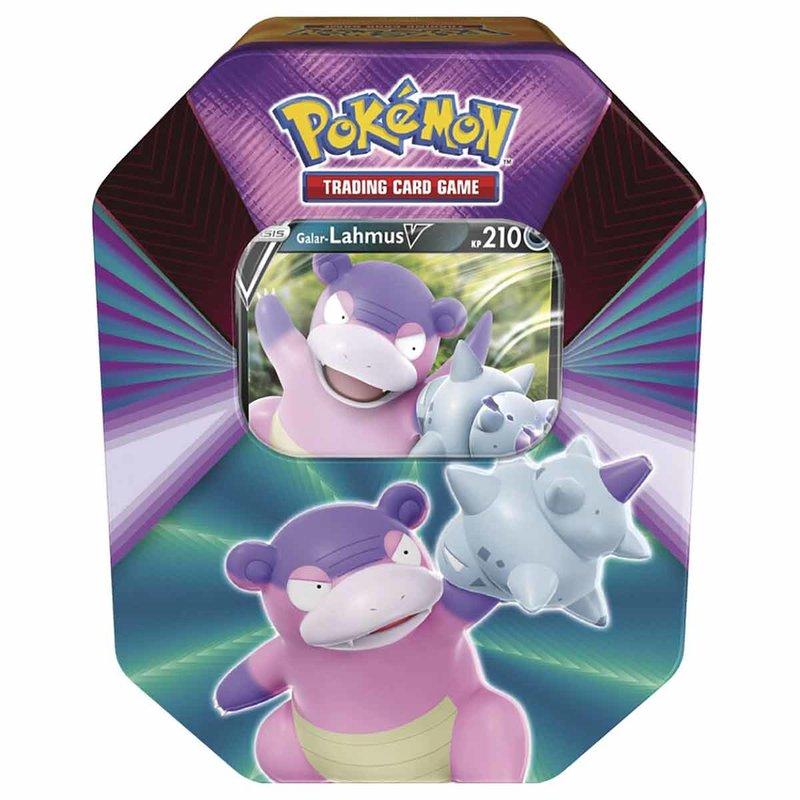 Pokemon Lahmus V Tin Box