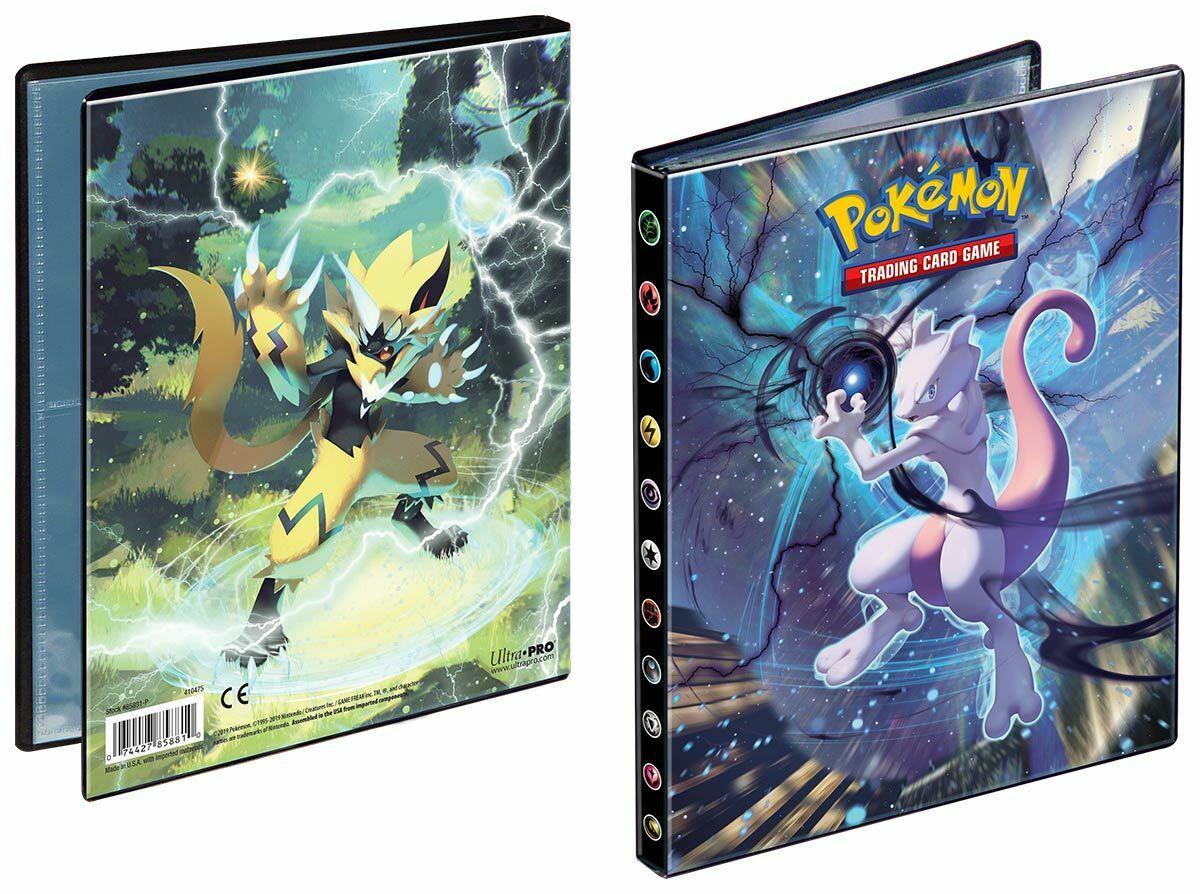 Pokemon Sonne & Mond 10 Sammelalbum A5