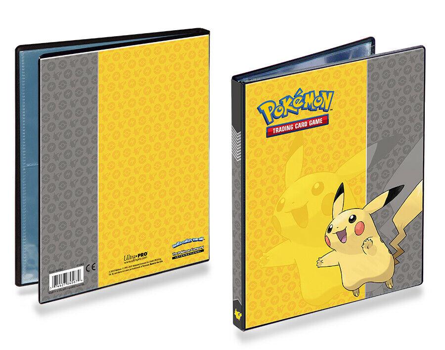 Pokemon Pikachu Sammelalbum A5