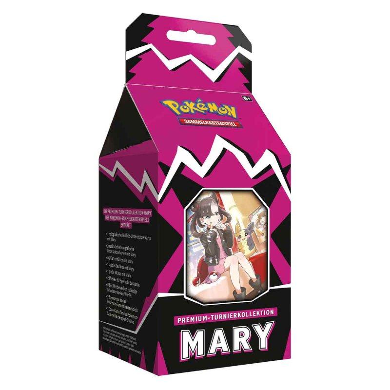 Pokemon Mary Premium-Turnierkollektion Box