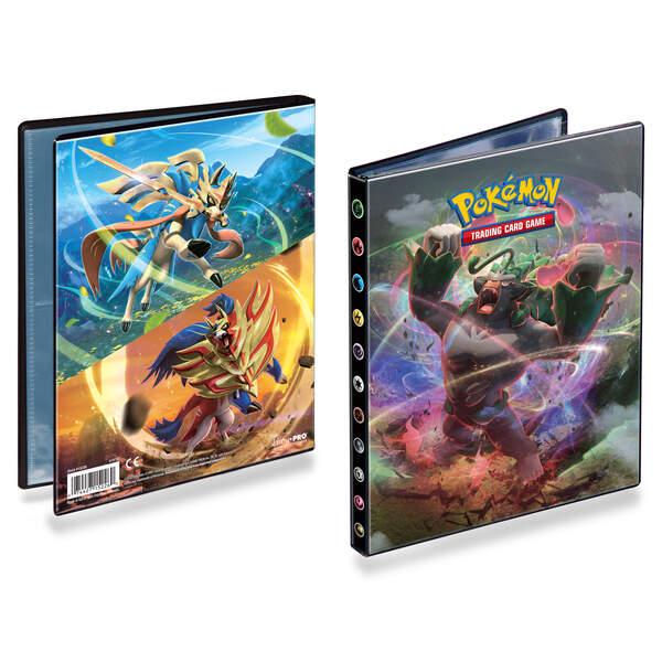 Pokemon Schwert & Schild 2 Sammelalbum A5