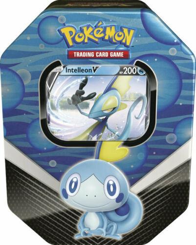 Pokemon Intellekt V Tin Box