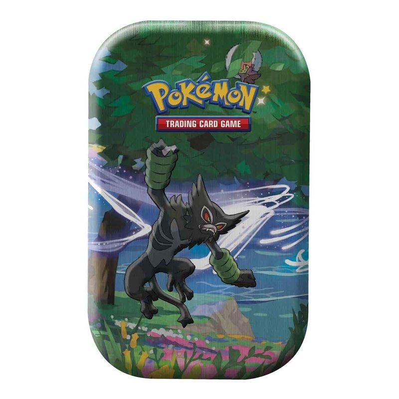 Pokemon Glänzendes Schicksal Mini Tin Zarude