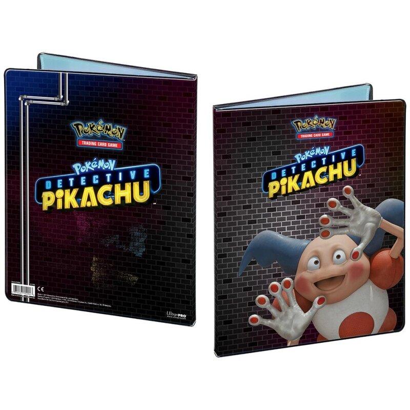 Pokemon Pantimos Sammelalbum A4