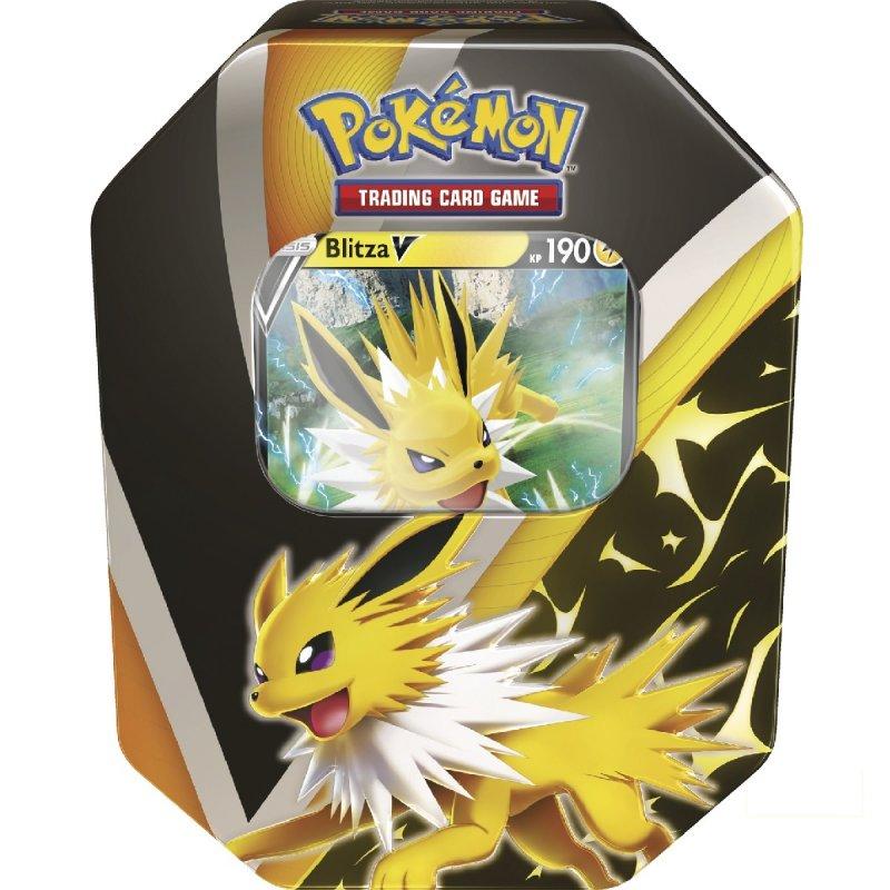 Pokemon Blitza V Tin Box