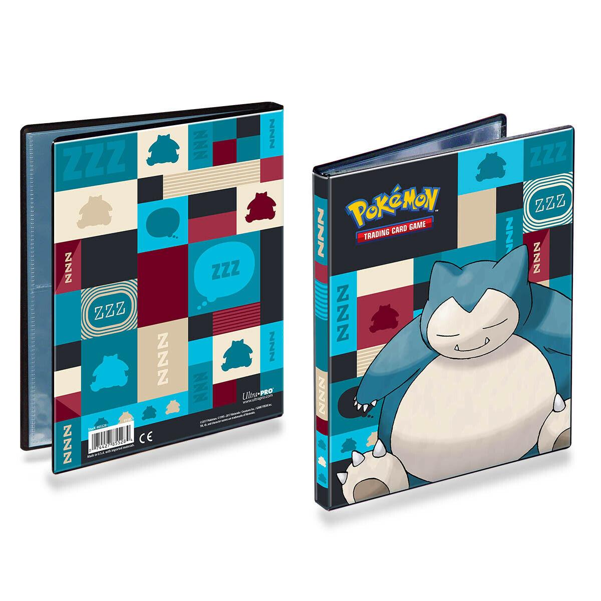 Pokemon Relaxo Sammelalbum A5