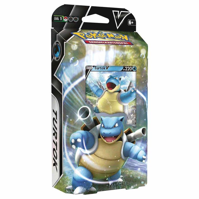 Pokemon Turtok V Deck