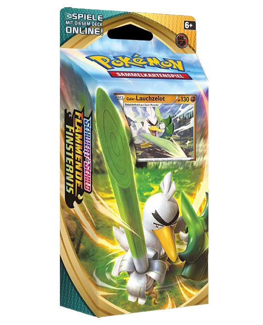 Pokemon Themendeck Galar-Lauchzelot