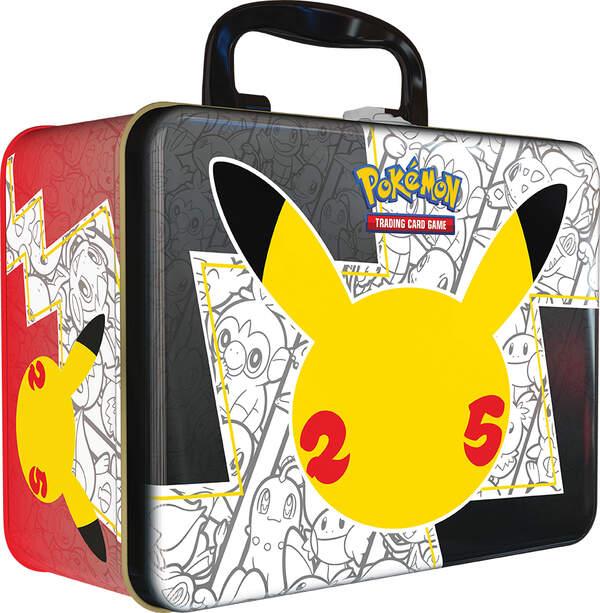 Pokemon 25th Anniversary Sammelkoffer