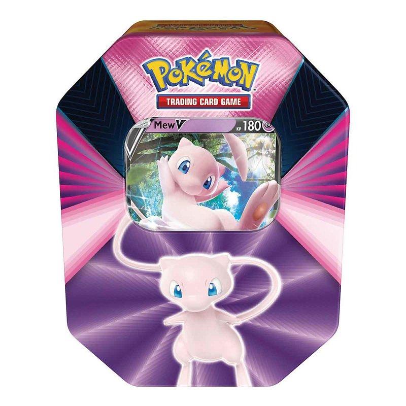 Pokemon Mew V Tin Box englisch