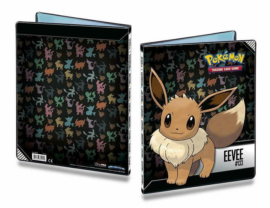Pokemon Evoli Sammelalbum A5