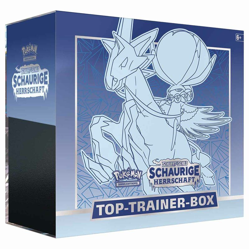 Pokemon Schaurige Herrschaft Schimmelreiter-Coronospa Top Trainer Box