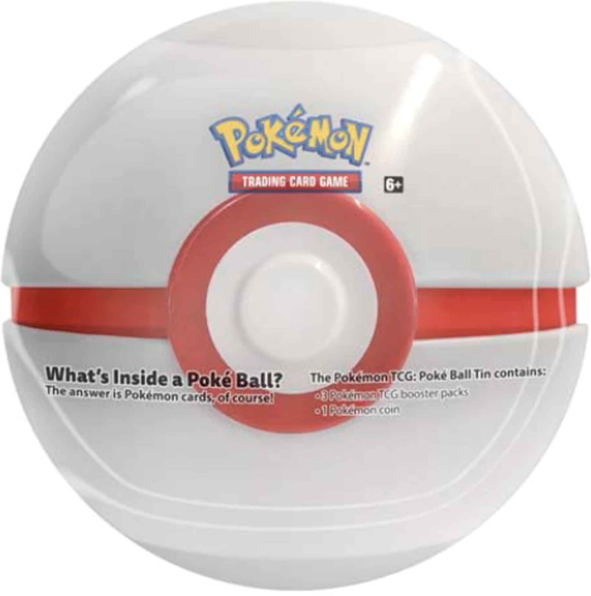 Pokemon Premier Ball Tin english