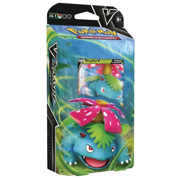 Pokemon Bisaflor V Deck