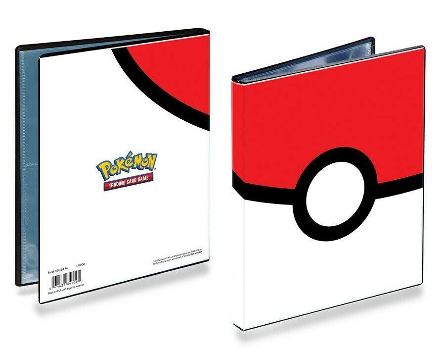 Pokemon Pokeball Sammelalbum A4