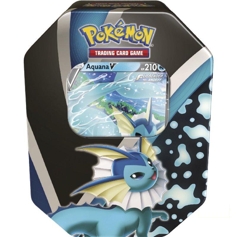 Pokemon Aquana V Tin Box