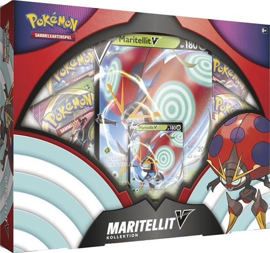 Pokemon Maritellit V Box