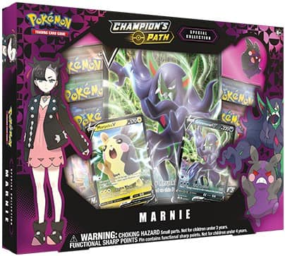 Pokemon Champions Path Marnie Special Collection englisch PreOrder