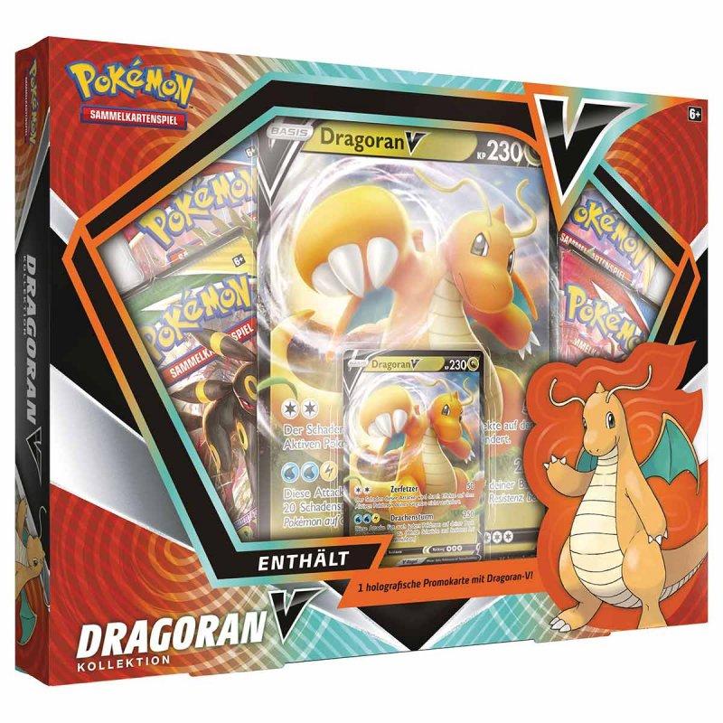 Pokemon Dragoran V Box DEUTSCH
