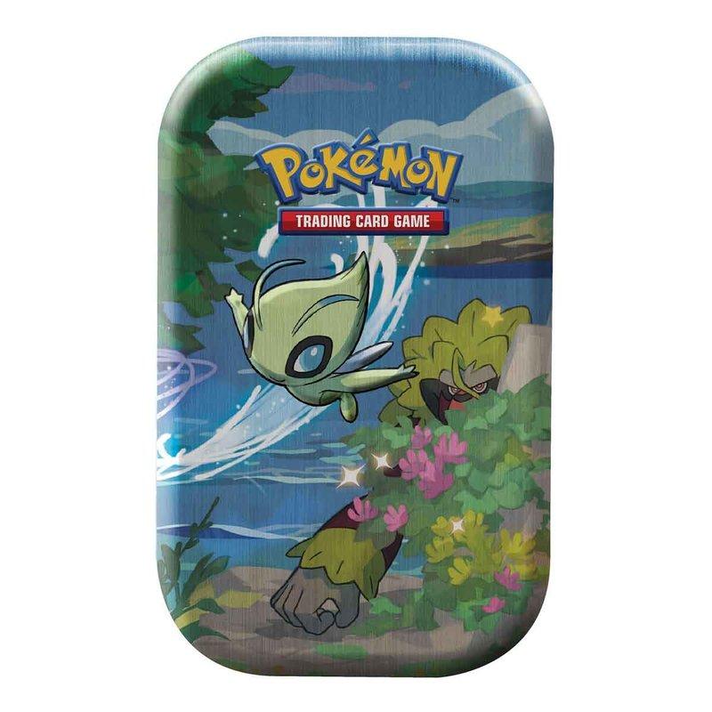 Pokemon Glänzendes Schicksal Mini Tin Celebi