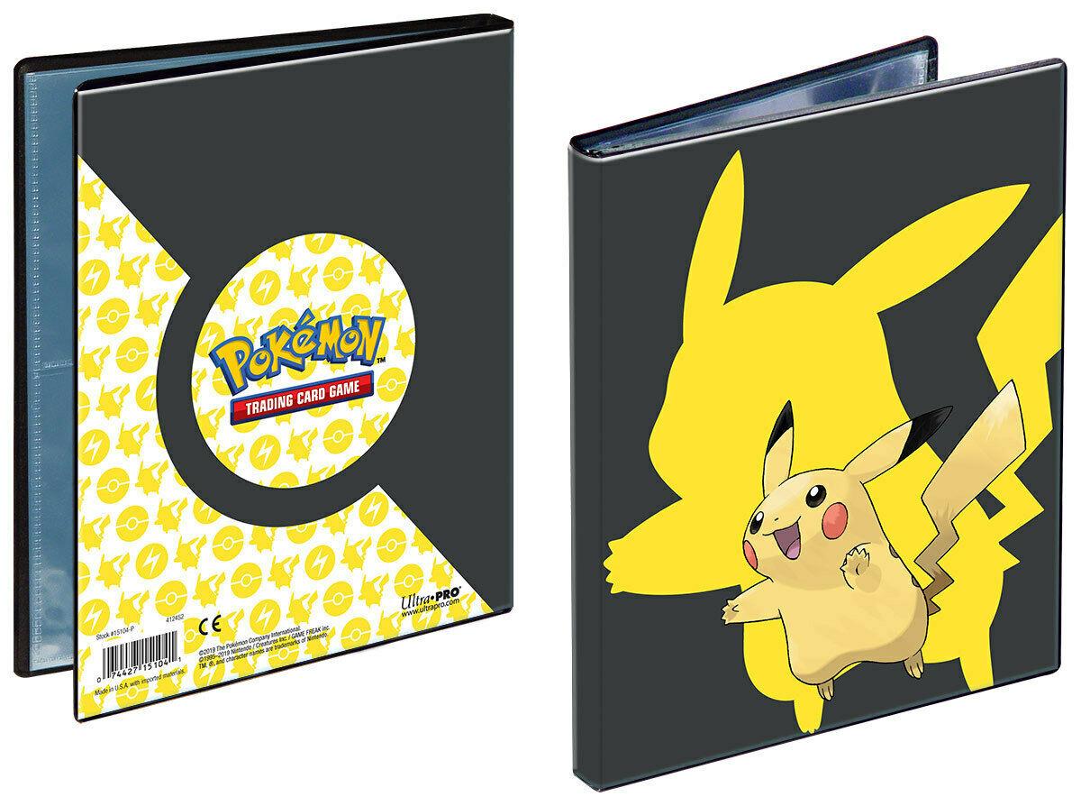Pokemon Pikachu 2019 Sammelalbum A5