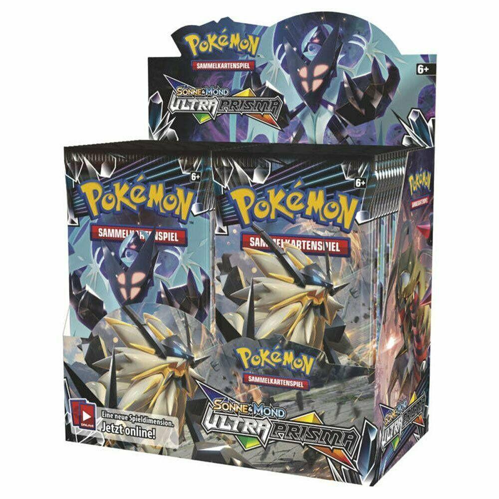 Pokemon Booster Pack Sonne & Mond Ultra Prisma