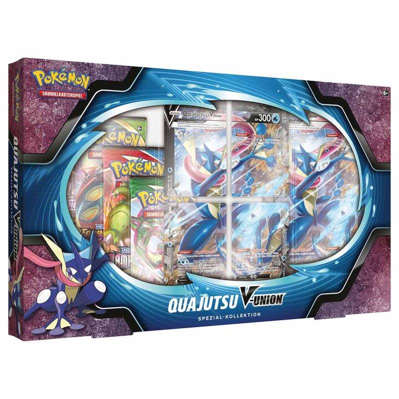Pokemon Quajutsu-V-Union Spezial-Kollektion