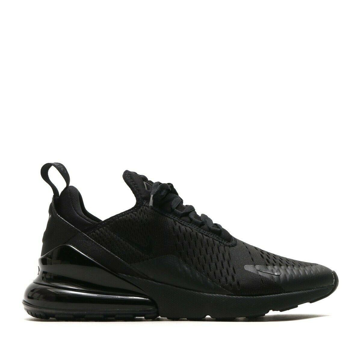 Nike Air Max 270 Herren Sneaker limitiert Neu AH8050 005 black black