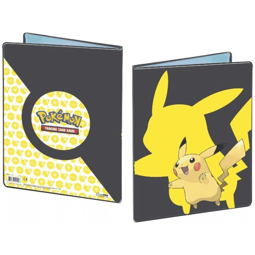 Pokemon Pikachu 2019 Sammelalbum A4