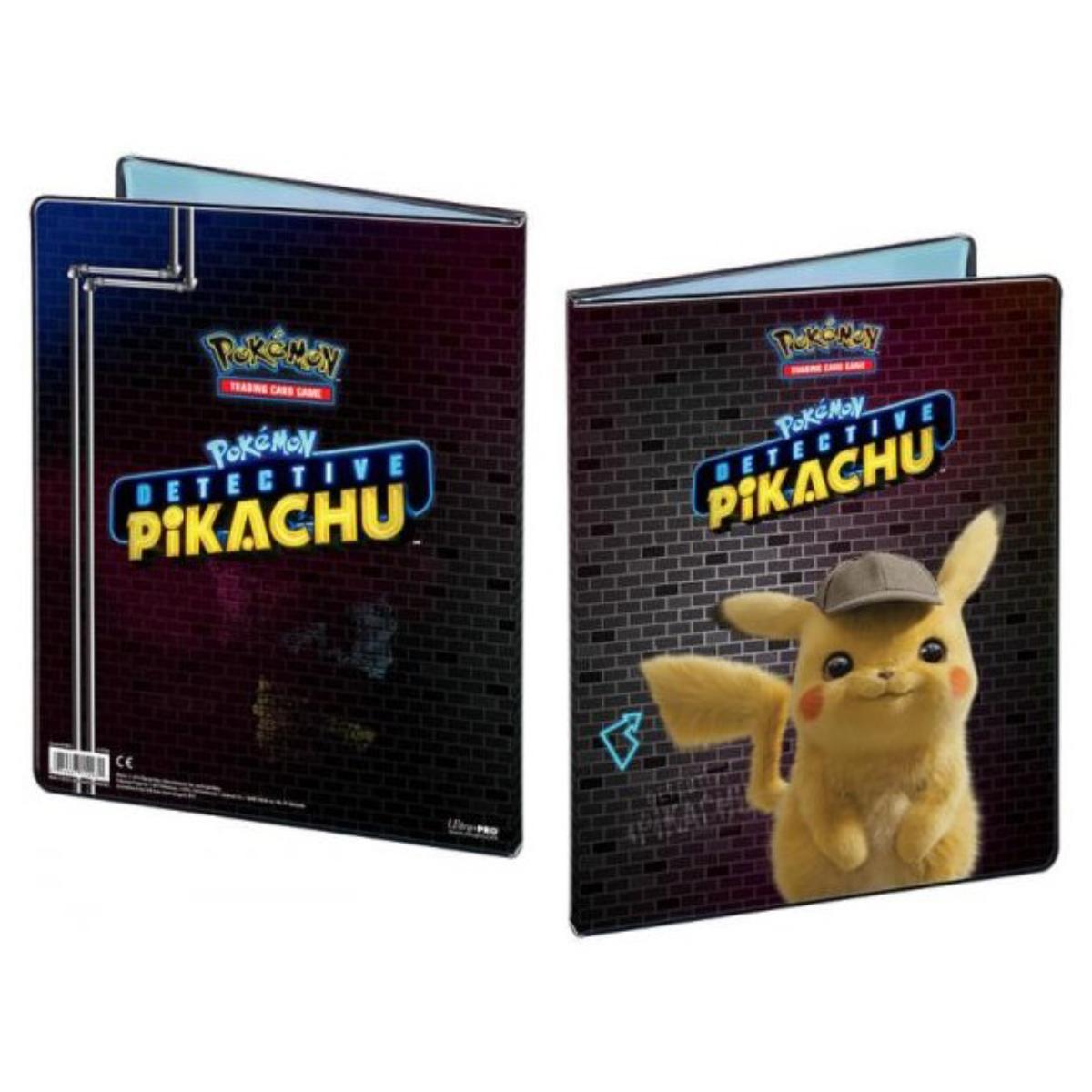 Pokemon Detektiv Pikachu Sammelalbum A4