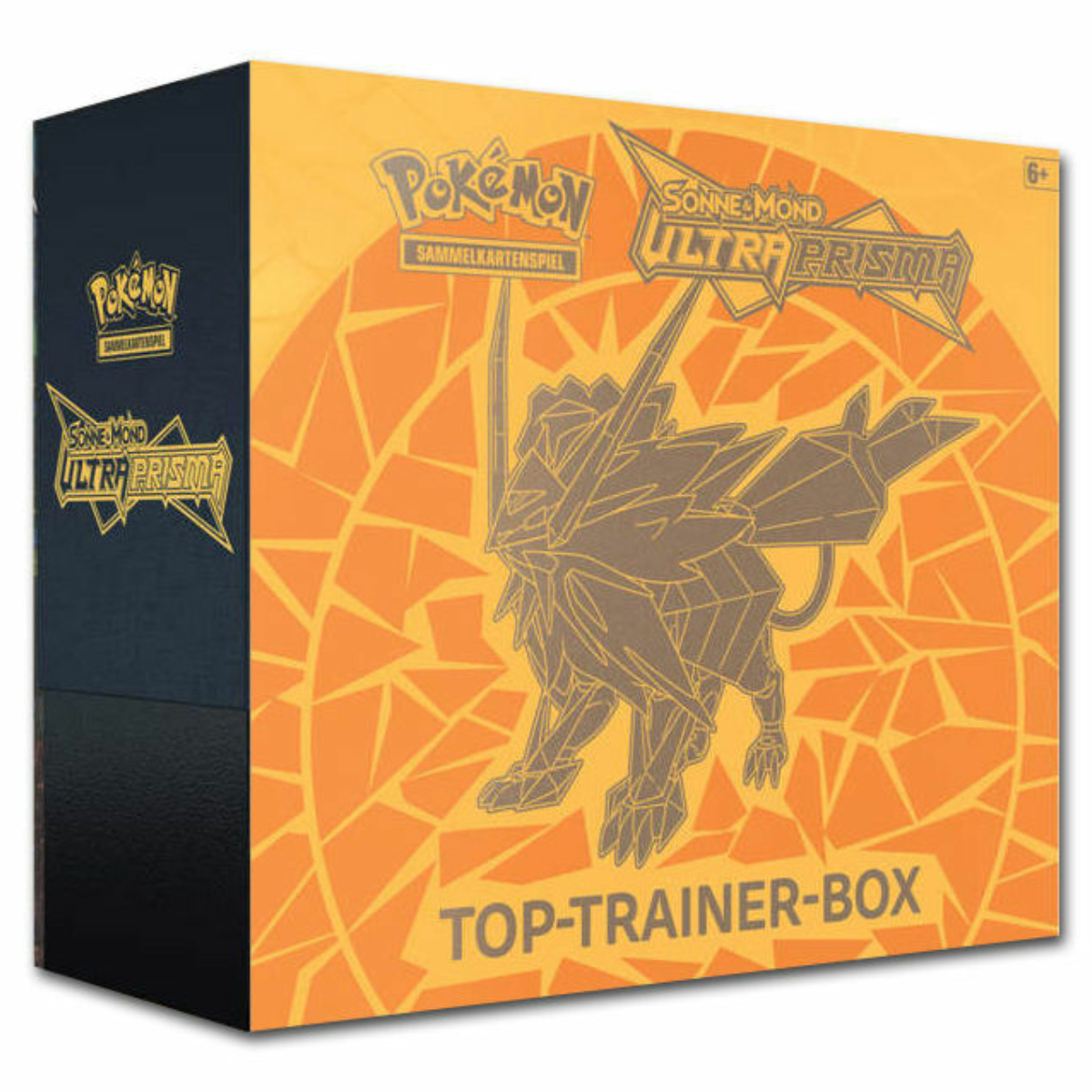 Pokemon Top Trainer Box Ultra Prisma
